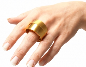 Üppige Fingerringe – drei verschiedene Breiten (Nr. 201|202|203)